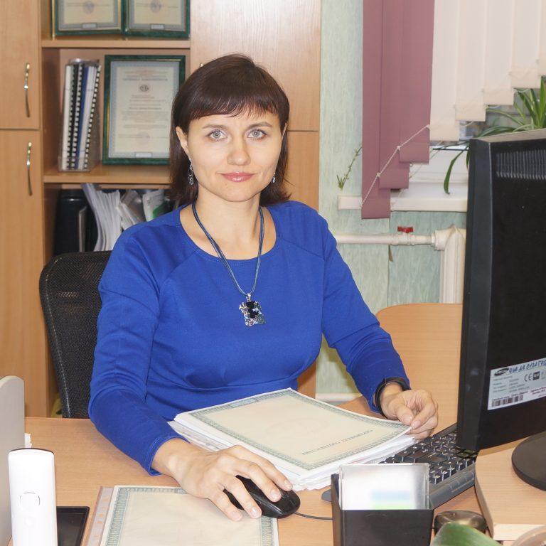 Никонова Татьяна