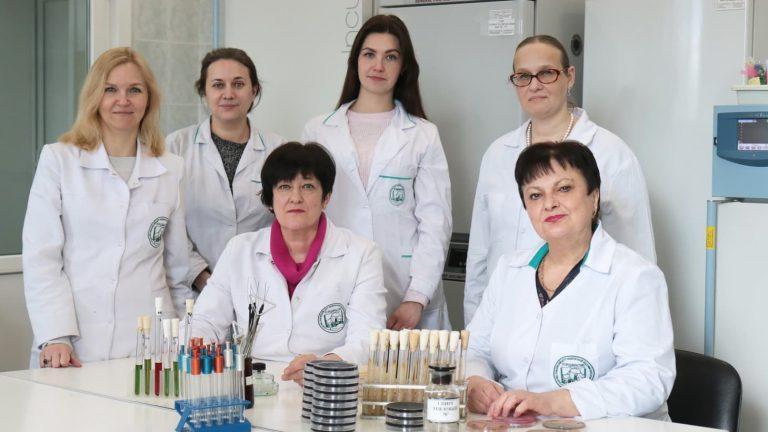 Лаборатория микробиологических исследований